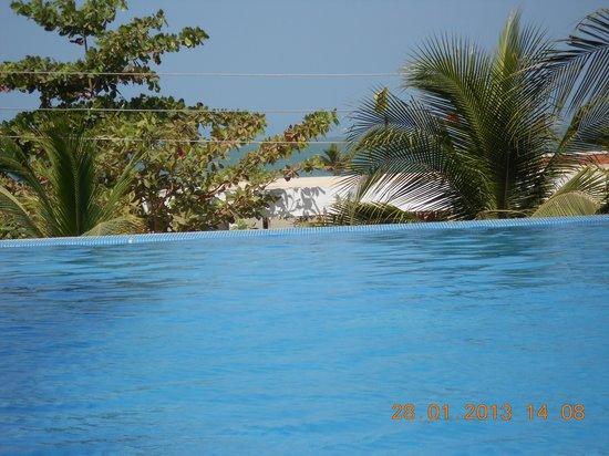 Sonesta Hotel Cartagena : Piscina