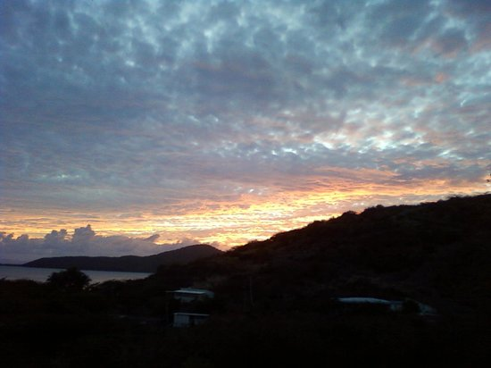 The Lighthouse: Sunset at Playa Melones