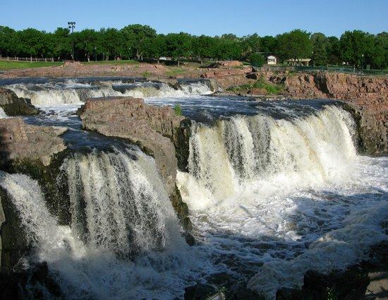 Falls Park: Souix Falls
