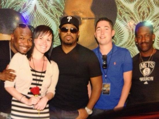 me and the fiancee meeting boyz II men