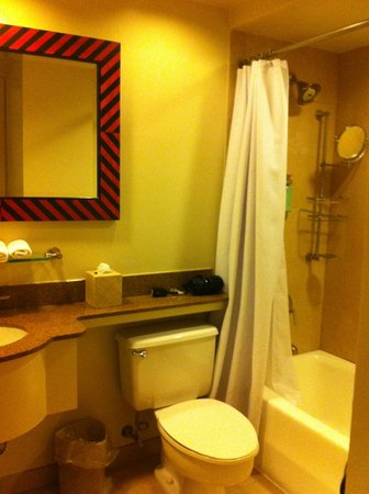 Dumont NYC–an Affinia hotel: baño