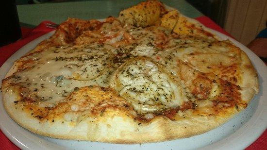Da Enrico Pizzeria Italiana: Pizza 5 quesos