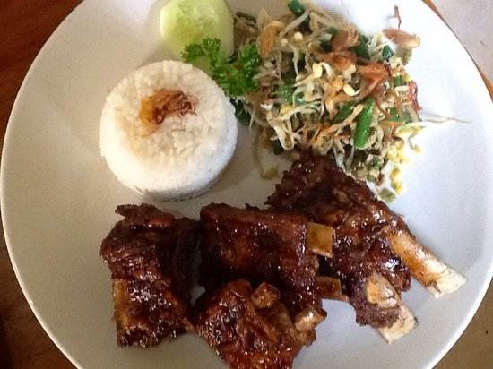 Warong Legong : OUR SPECIAL RIBS