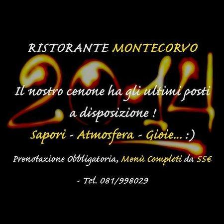 Montecorvo: Cenone di San Silvestro 2014