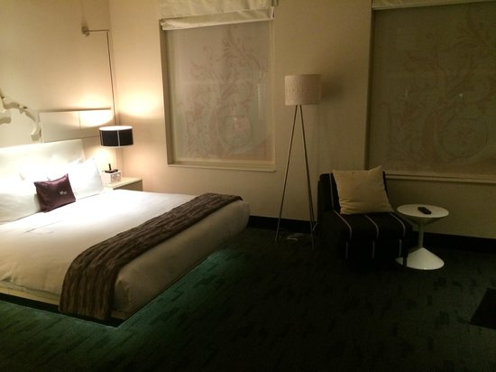 W Chicago - City Center: My Place for the Weekend!