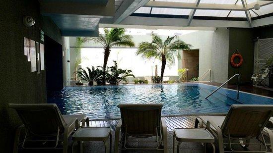 Casa Andina Premium Miraflores: The indoor pool