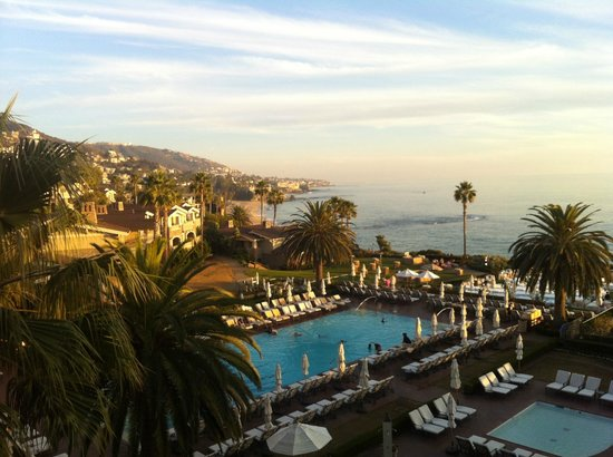 Montage Laguna Beach: View from the room