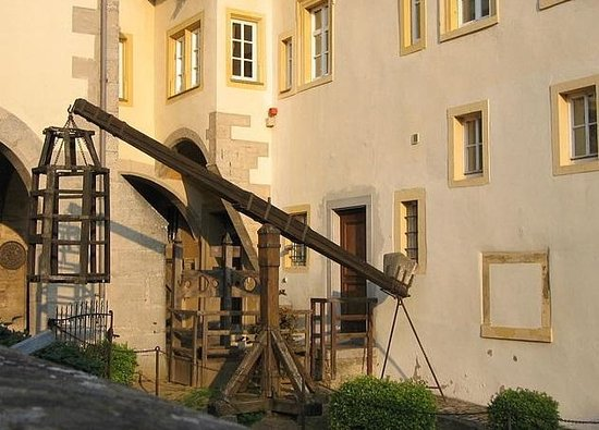 Medieval Crime Museum (Mittelalterliches Kriminalmuseum): Medival Crime Museum