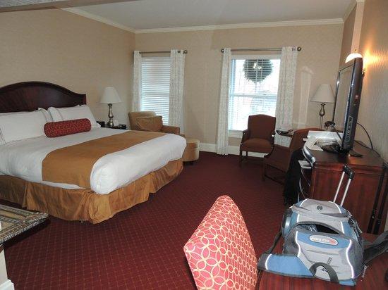 Portland Regency Hotel & Spa : room