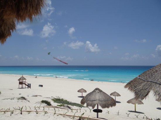 Playa Delfines : la mejor playa