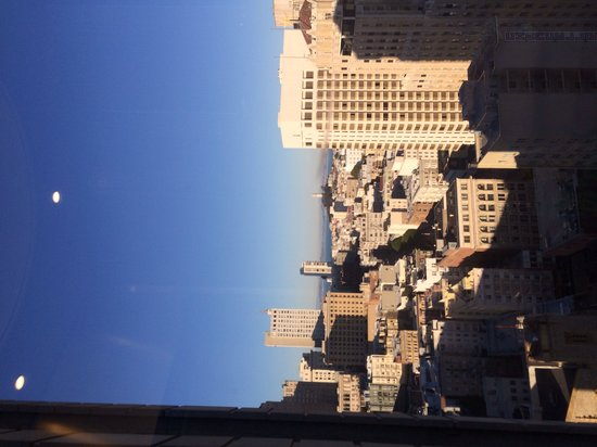 The Westin St. Francis San Francisco on Union Square: View from Room