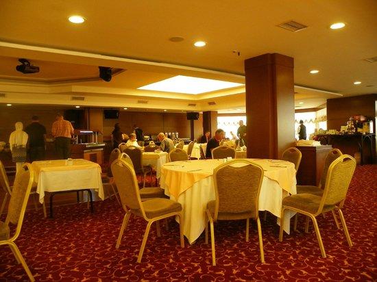 Best Western Plus The President Hotel: Aqui desayunamos