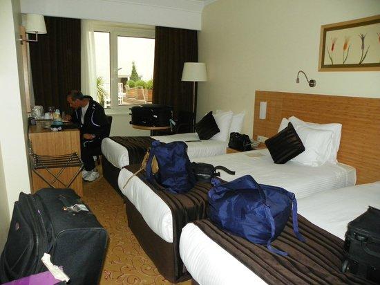 Best Western Plus The President Hotel: Habitación