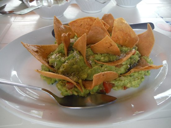 Diego's: Fresh made guacamole!