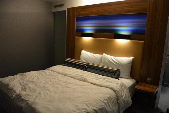 Aloft Brussels Schuman Hotel: Chambre