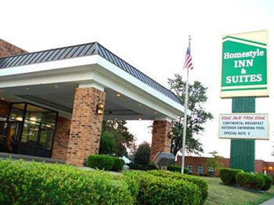 Homestyle Inn & Suites: Exterior
