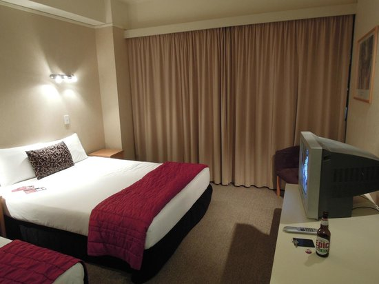 Mercure Wellington Abel Tasman Hotel : room
