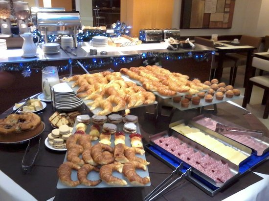 Hotel Denver: Desayuno riquísimo!