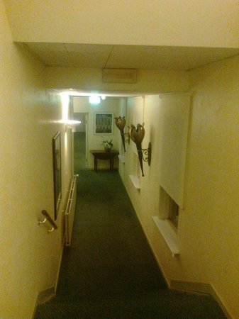 Hotel Stad Munster: hall