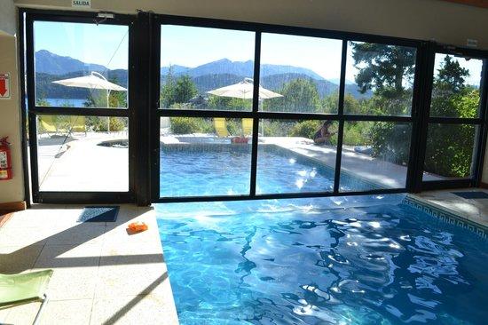 Casa del Bosque Aparts & Suites: chapuzon
