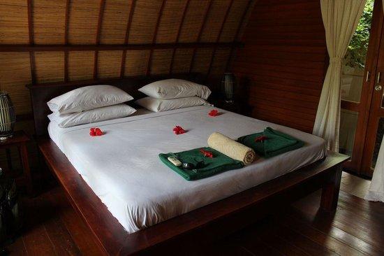 Manta Dive Gili Air Resort: Beds