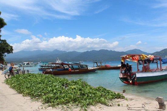 Sasak bungalow picture of manta dive gili air resort - Manta dive gili air ...