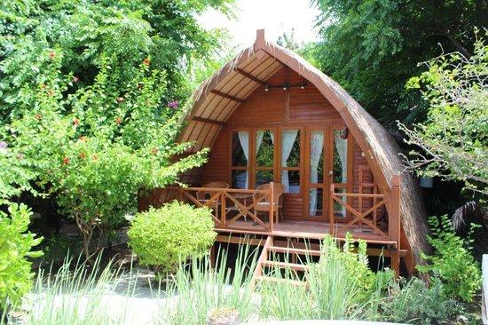 Manta Dive Gili Air Resort: Sasak Bungalow