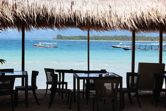 Waterfront rooms picture of manta dive gili air resort - Manta dive gili air resort ...