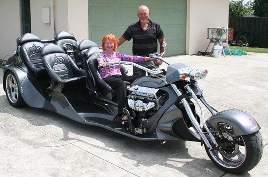Supertrike Tours and Hire: The amazing machine