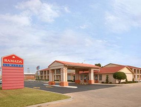 Knights Inn Oklahoma City Southwest: Welcome to the Ramada Limited Oklahoma City Southwest