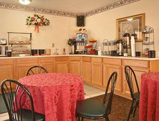 Knights Inn Oklahoma City Southwest: Breakfast Area