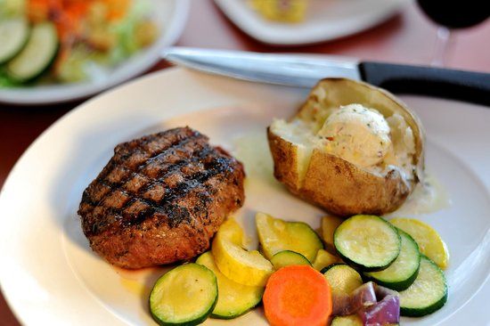 Roosters: USDA Prime Sirloin