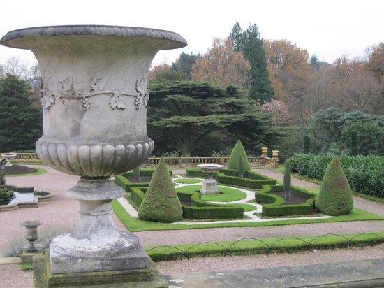 Italian Garden Tatton Park