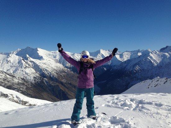 Harris Mountains Heli-Ski : Harris