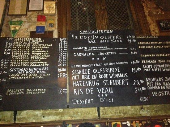 Bierhandel De Pijp: Specials board