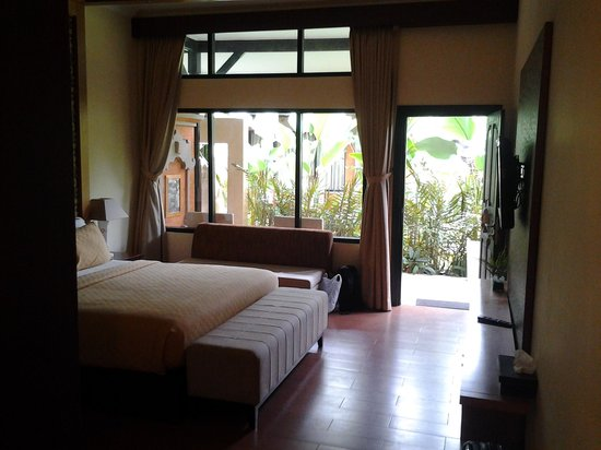 Natya Hotel Tanah Lot: My room