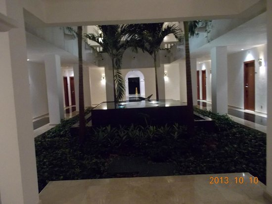 Grand Sunset Princess All Suites Resort : The rooms lobbies