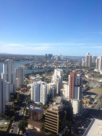 Mantra Towers of Chevron : view