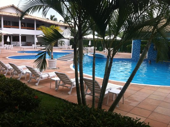 Oceano Praia Hotel: lindo