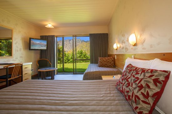 Holiday Inn Queenstown Frankton Road: Standard Lakeview - Double/Single