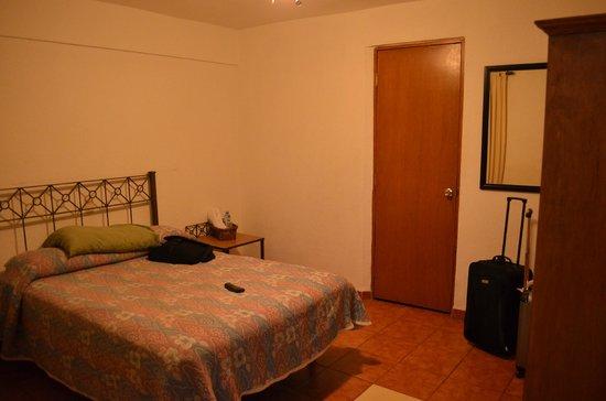 Hotel San Agustin: My room