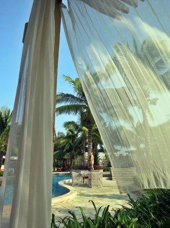 Sheraton Sanya Haitang Bay Resort : cabana