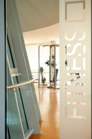 Le Meridien Lav Split: Fitness Center