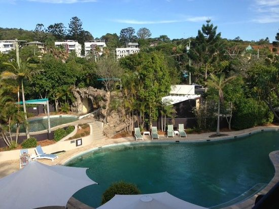 Noosa Blue Resort: Great 25 metre pool and spa