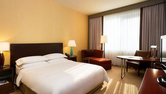 Sheraton Poznan Hotel: Single Double Room