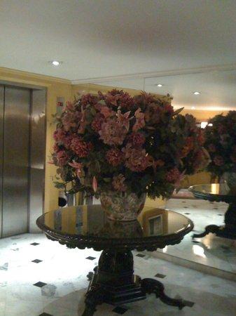 Hotel Porton Bogota: Lobby