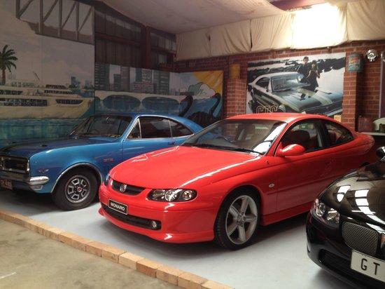 National Holden Motor Museum : Echuca: Holden Museum