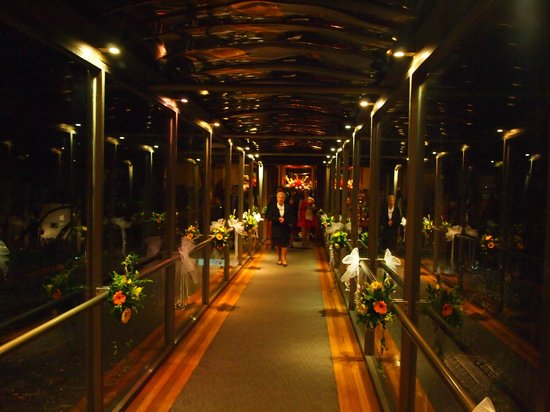 Hotel Porton Bogota: Beatiful passage