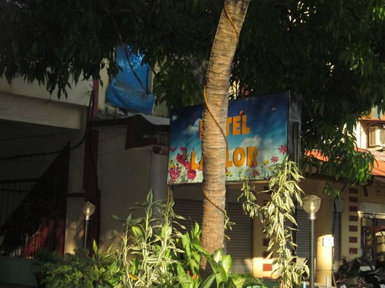 Hotel La Flor: Hotel