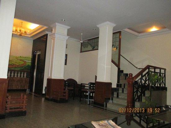Hotel La Flor: Reception
